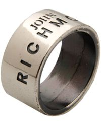 John Richmond | Ring | Lyst