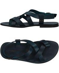 Attimonelli's - Toe Strap Sandals - Lyst