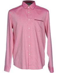 BOSS Green - Shirt - Lyst