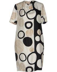 Piazza Sempione - Short Dress - Lyst