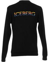Iceberg - Sweatshirt - Lyst
