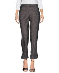 Theory - Denim Trousers - Lyst