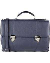 Santoni - Work Bags - Lyst
