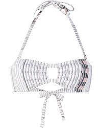 Asceno - Bikini Top - Lyst