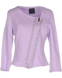 Pinko Sweatshirt - Purple