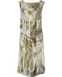 Bombshell by Katya Wildman - Knee-length Dresses - Lyst