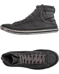 DIESEL - High-tops & Sneakers - Lyst
