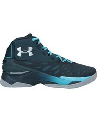 Under Armour - High-tops & Sneakers - Lyst