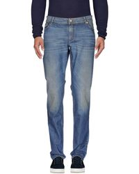 Henry Cotton's - Denim Trousers - Lyst