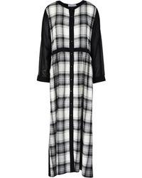 Paolo Errico - 3/4 Length Dress - Lyst