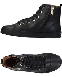 Love Moschino - High-tops & Sneakers - Lyst
