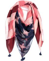 4781f12fd79 Lyst - Écharpes Polo Ralph Lauren femme à partir de 35 €