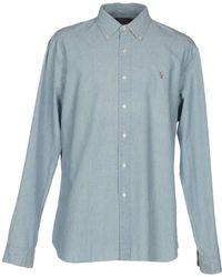 Polo Ralph Lauren - Denim Shirt - Lyst