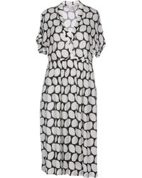 Attic And Barn - Knee-length Dress - Lyst