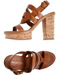 Sergio Rossi - Sandals - Lyst
