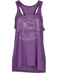 Denim & Supply Ralph Lauren - Tank Top - Lyst