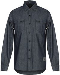 Volcom - Denim Shirt - Lyst