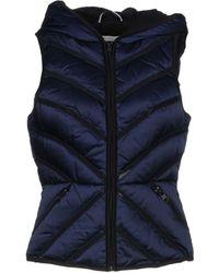 BLANC NOIR - Down Jacket - Lyst
