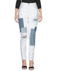 GRLFRND - Pantalon en jean - Lyst