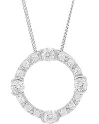 V Jewellery - Necklace - Lyst