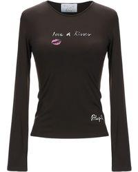 Blugirl Jeans - T-shirt - Lyst