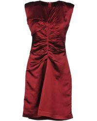 c28e4ed4eac Lyst - Isabel Marant Short Dress in Green