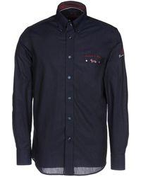 Harmont & Blaine - Long Sleeve Shirt - Lyst