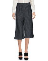 Silvian Heach - 3/4-length Trousers - Lyst
