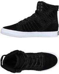 Supra - High Sneakers & Tennisschuhe - Lyst