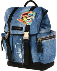 DSquared² | Backpacks & Bum Bags | Lyst