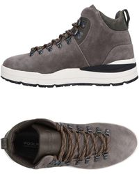 Woolrich - High-tops & Sneakers - Lyst