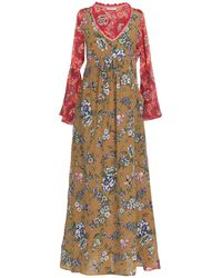 Anjuna - Long Dress - Lyst