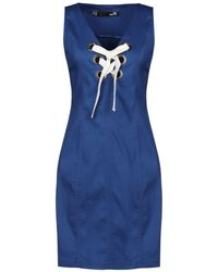 Love Moschino - Short Dress - Lyst