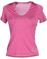 Blu Byblos - T-shirt - Lyst
