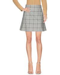 WOOD WOOD - Mini Skirt - Lyst