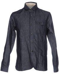 Nine:inthe:morning - Denim Shirt - Lyst