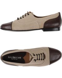 Napoleoni - Lace-up Shoe - Lyst