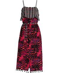 Matthew Williamson - 3/4 Length Dress - Lyst