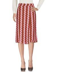 Suoli - 3/4 Length Skirt - Lyst