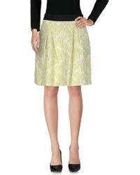 Pinko - Knee Length Skirt - Lyst