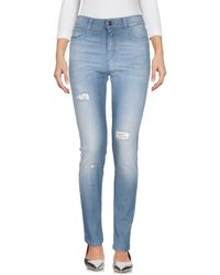 Who*s Who - Denim Pants - Lyst