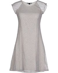 Theyskens' Theory Short Dress