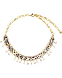Shourouk - Necklace - Lyst