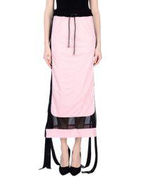 Nicopanda - Long Skirt - Lyst
