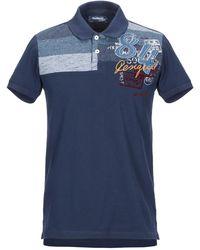 Desigual - Polo Shirt - Lyst