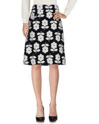 Orla Kiely - Knee Length Skirt - Lyst