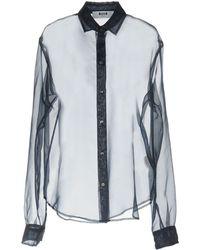 MSGM - Shirts - Lyst