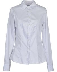 Bagutta - Long Sleeve Shirt - Lyst