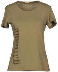 John Galliano - T-shirts - Lyst