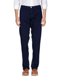 TROUSERS - Casual trousers Sundek Sale Low Shipping Clearance Visa Payment 3PVL2AEto